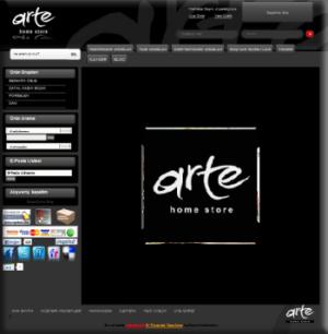 www.artehomestore.com  Hakkımızda